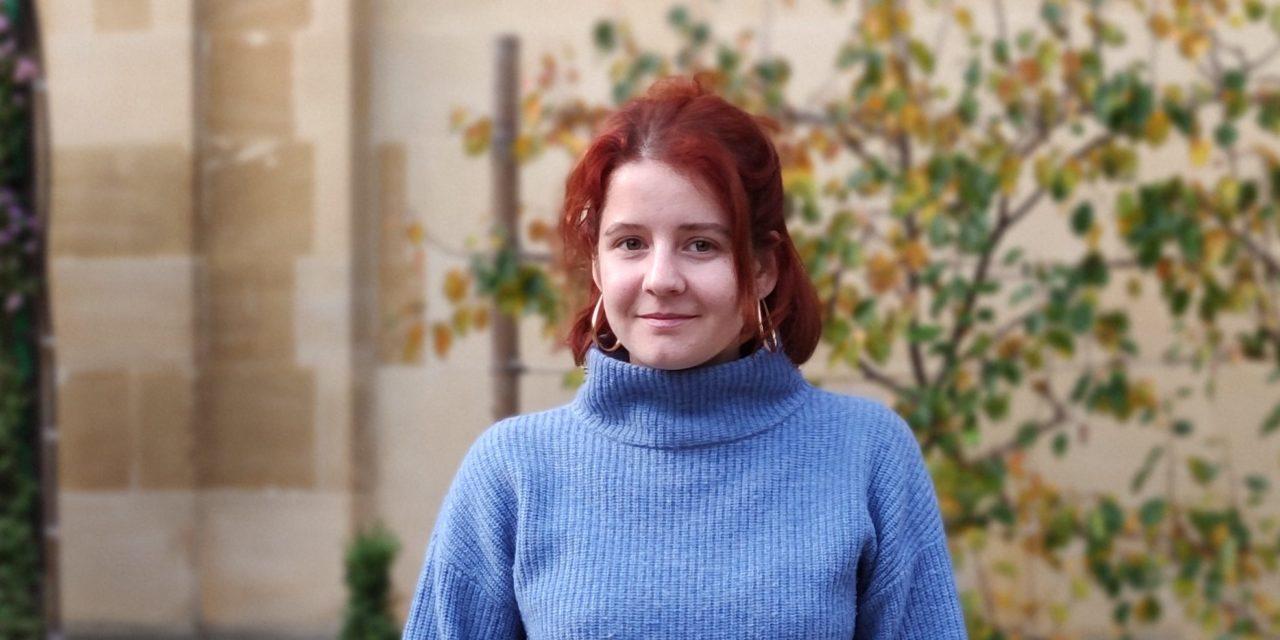 Mads Global: Carlotta (20) studiert in Oxford