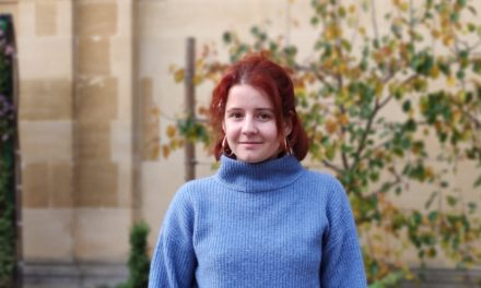 Mads Global: Carlotta (20) studiert in Oxford