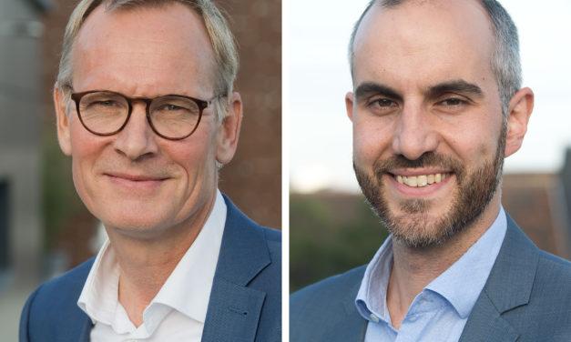 Erstwähler bei OB-Wahl: Wer sind Belit Onay und Eckhard Scholz?