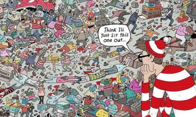 Instagram: Comic-Kritik an der Konsumgesellschaft
