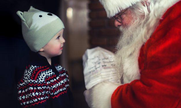 Komische Weihnachtstraditionen aus der Welt