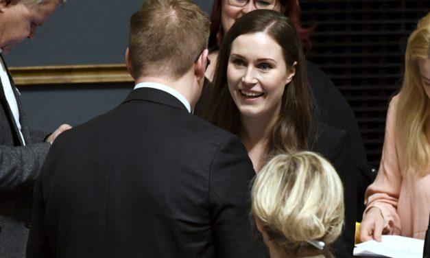 Sanna Marin: 34, Mutter, finnische Regierungschefin