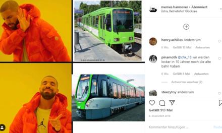 Memes aus der Stadt: Wie lustig ist @memes.hannover?