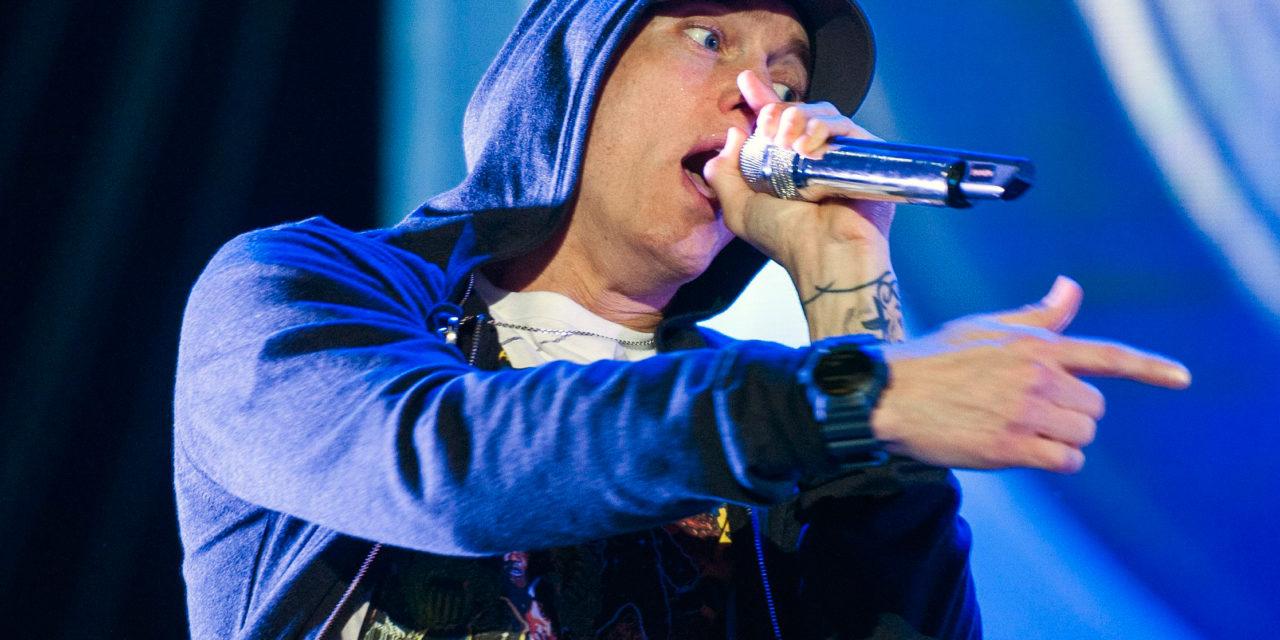 """""""Music to be murdered by"""": Eminem meldet sich mit neuem Album zurück"""
