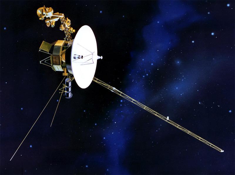 """""""Voyager 1"""" und """"2"""": Die Botschafter der Menschheit auf der Reise durchs All"""