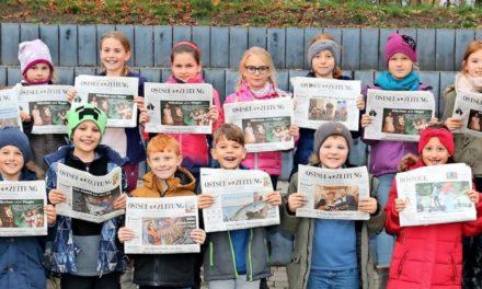 Schüler aus Broderstorf: Bessere Zensuren und viel Spaß