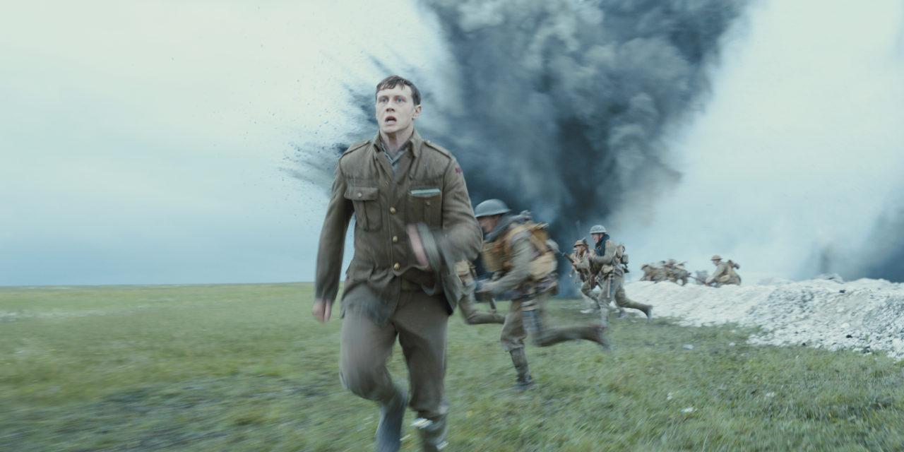 """""""1917"""": Neuer Mendes-Film begeistert Kinobesucher"""