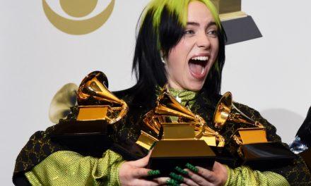 Einer für jeden Grammy: Fünf Fakten über Billie Eilish