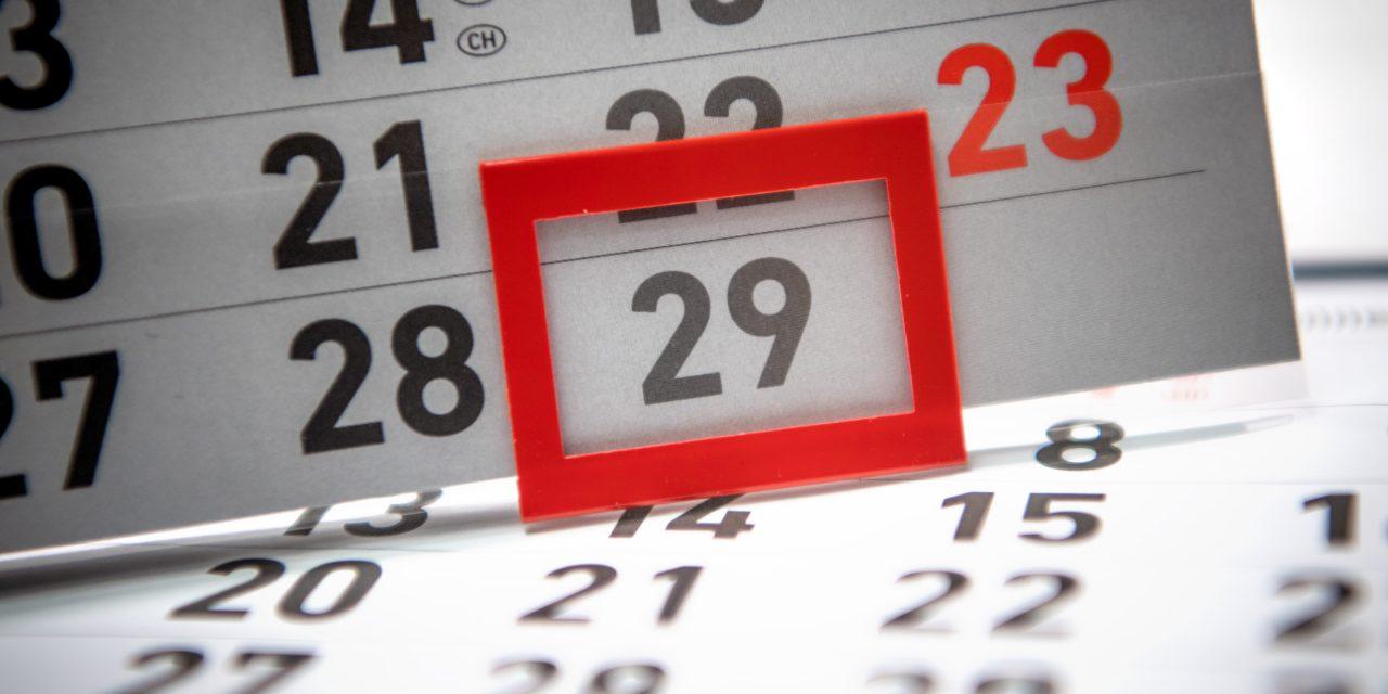 MADS-Kolumne: Lieber 29. Februar,