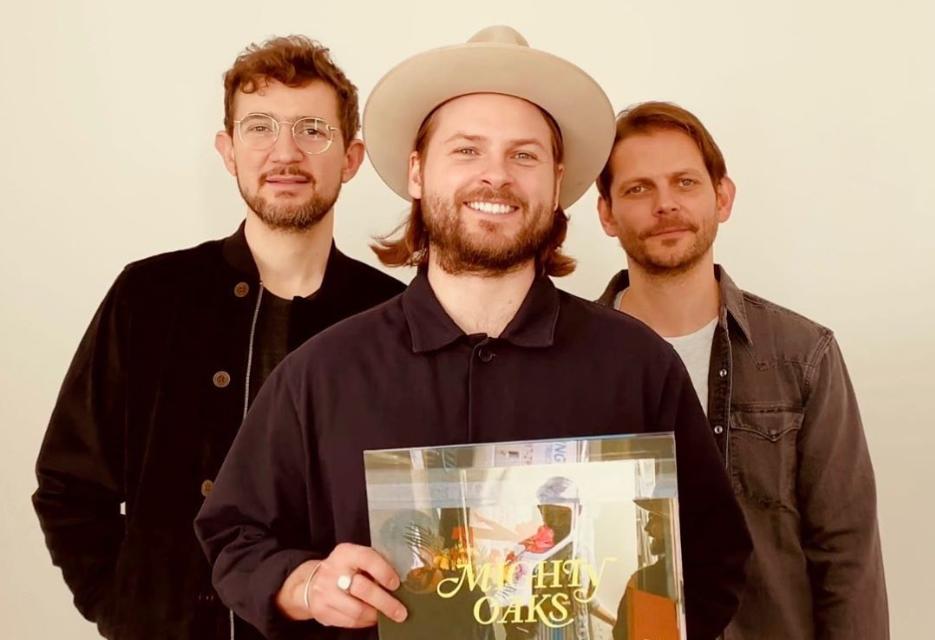 So klingt das neue Album von Mighty Oaks
