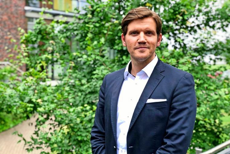 Stefan Wehrheim ist Chef der Jugendherbergen Nordmark.