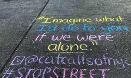 So macht @Catcallsofnyc auf sexuelle Belästigung aufmerksam