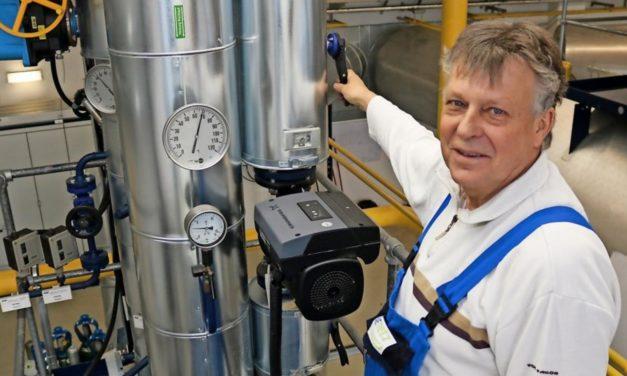 Binz: EWE-Konzern heizt Rügen ein