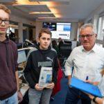 Die Lübecker Nachrichten suchen junge Redakteure