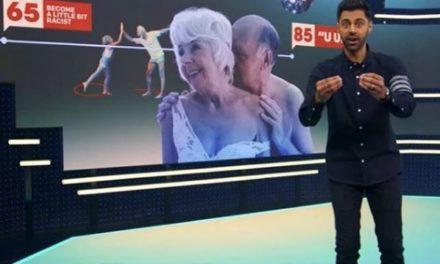 """Hasan Minhaj und """"Patriot Act"""": Powerpoint-Comedy auf Netflix"""
