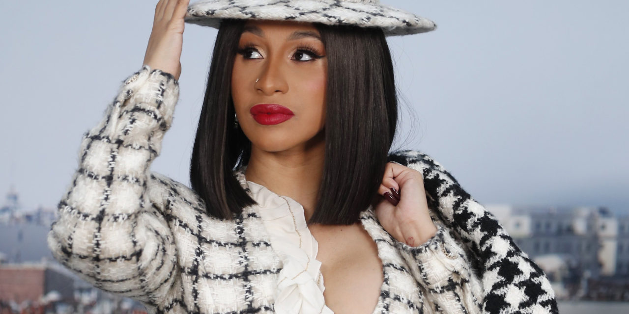 Corona-Song: Rapperin Cardi B erobert die iTunes-Charts