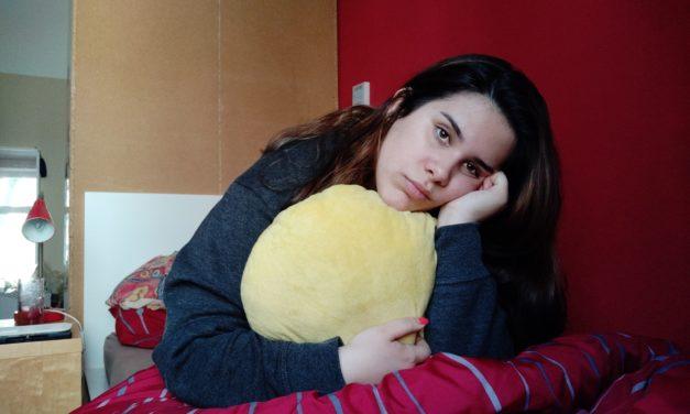 """""""Ich habe echt Angst"""": So fühlt sich Otilia (18) in der Corona-Isolation"""