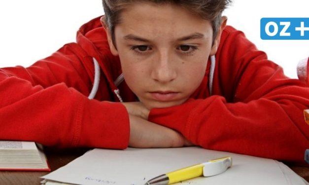 Schüler aus MV in der Corona-Krise: Viele vermissen Freunde und Schule