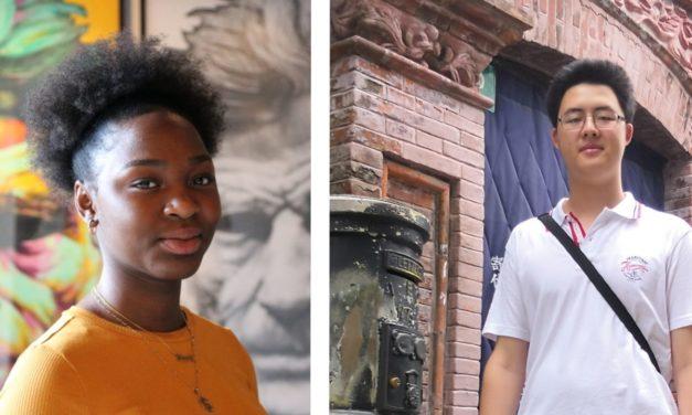 In der Corona-Krise: So erleben Jeffrey und Sarah Alltagsrassismus