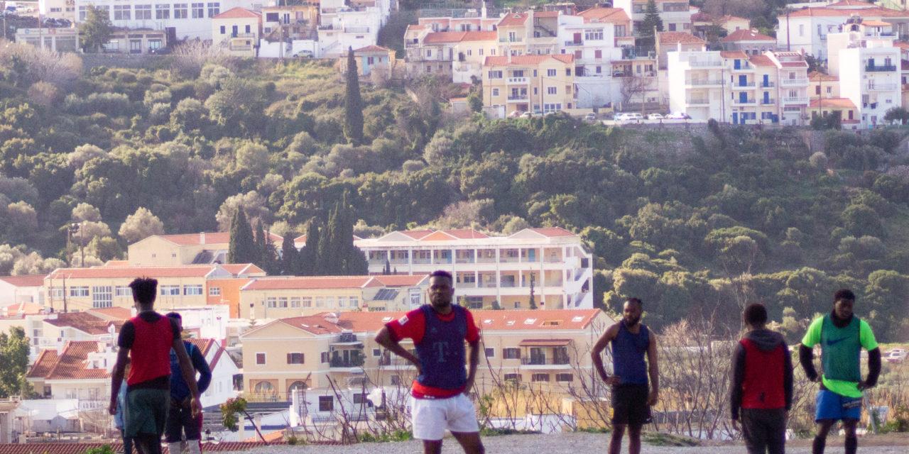 """Hilfe auf Samos: """"Ich habe gelernt, wie unfair und brutal die Welt sein kann"""""""