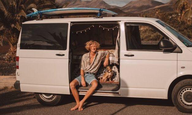 So reist Luca (19) als Blogger-Fotograf durch Europa