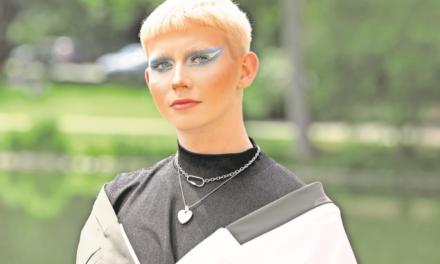 Trotz Beleidigungen und Blicken: Gordon (20) schminkt sich jeden Tag