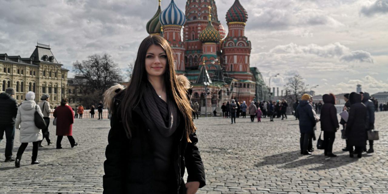 Mads-Gobal: So erlebte Julia (24) ihren Auslandsaufenthalt in Russland