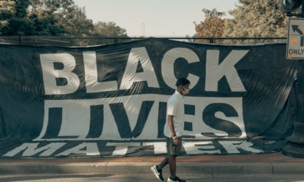"""""""#BlackLivesMatter ist kein Angriff gegen weiße  Menschen"""""""