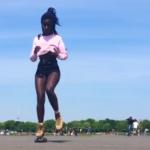 Wie Alicia Keys auf eine Skaterin aus Berlin aufmerksam wurde