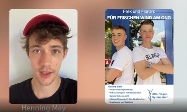 Luke Mockridge und andere Promis helfen Felix und Florian bei Schülersprecherwahl
