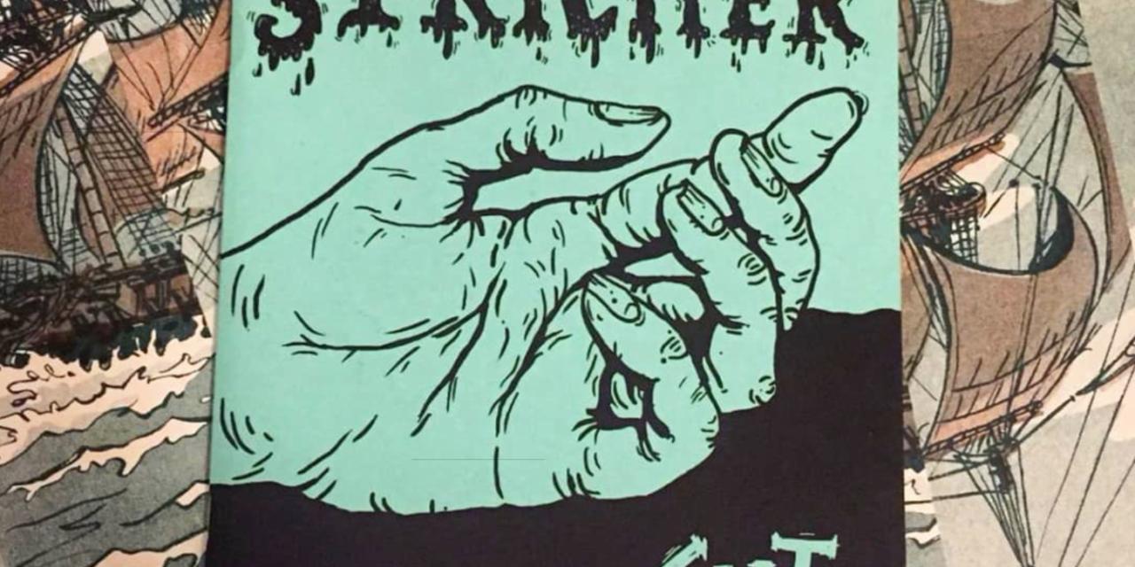 """""""Der Stricher"""": Comics und Illustrationen vom Feinsten"""