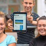 """Projekt """"Digitale Schule"""" in MV: Warum zehntausende Schüler jetzt die  OZ lesen"""