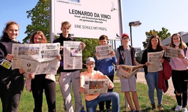 So cool ist Zeitung: Leonardo-da-Vinci-Schüler wollen WAZ-Schulprojekt unbedingt fortsetzen