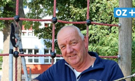 """Der Kümmerer: Schul-Hausmeister """"Siggi"""" aus Dassow"""