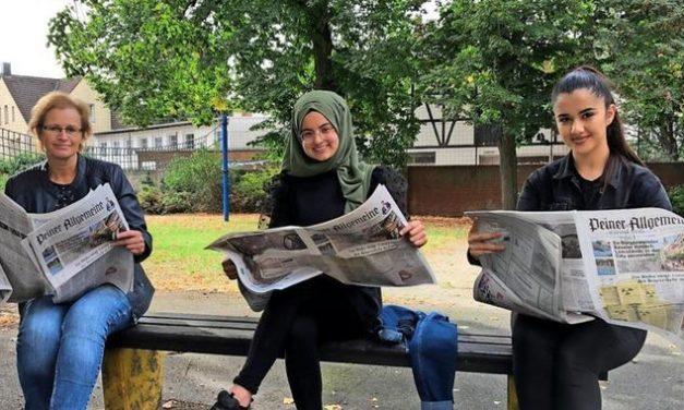 Spannend und hilfreich: Bowi-Schüler lernten, Fake News zu entlarven