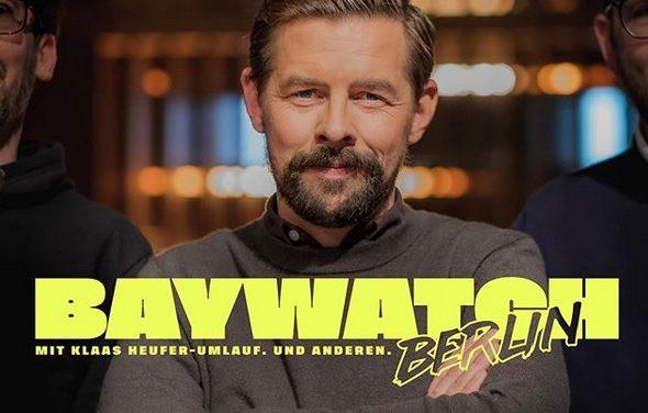 Baywatch Berlin: Warum du diesen Podcast hören solltest