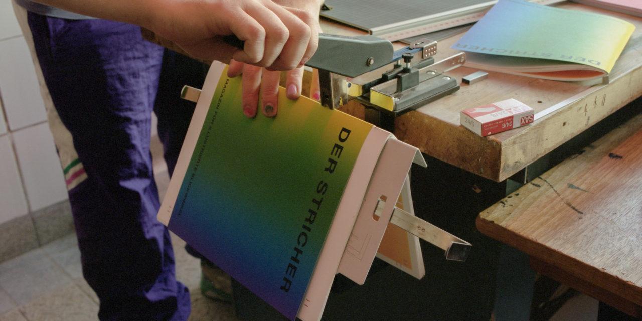 """""""Der Stricher"""" – Das einzigartige Magazin für illustrierte Blickwinkel"""