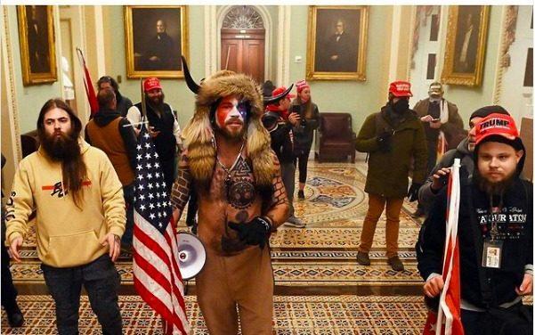 Stürmung des Kapitols: Diese Memes reagieren auf die Lage in den USA