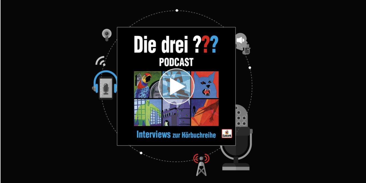"""MADS-Empfehlung: """"Die drei ??? Podcast"""" gibt Einblicke hinter die Hörspielkulisse"""
