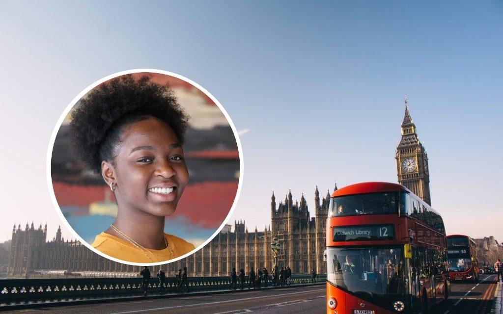 Trotz Brexit und Corona: Sarah (19) studiert in England