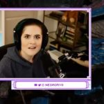 """Twitch-Streamerin reagiert auf sexistische Frage: """"Welche Farbe hat dein String?"""""""