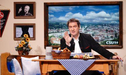 Markus Söder: Die Antwort auf den Veggie-Witz aus dem Netz