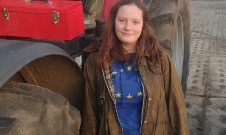 """""""Ich mag andere Ansichten"""": Luise Vogler (19) aus Nordwestmecklenburg von der FDP"""