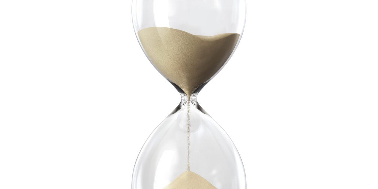 Faszination Zeit: So schnell kann's gehen