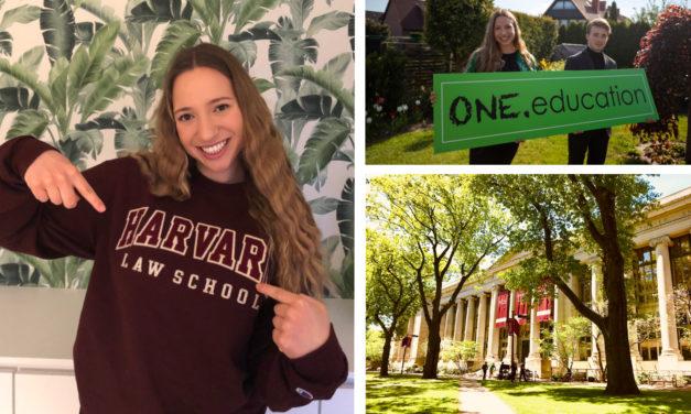 Der Traum von Harvard: Lauras Weg an die Eliteuni