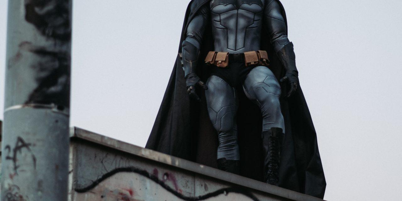 MADS-Kolumne: Lieber Batman,