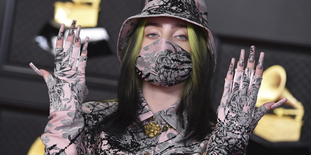 Fotos gehen viral: Sängerin Billie Eilish gegen Bodyshaming