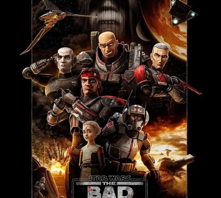 """""""The Bad Batch"""": Disney zeigt neue Originalserie aus dem Star Wars-Universum"""