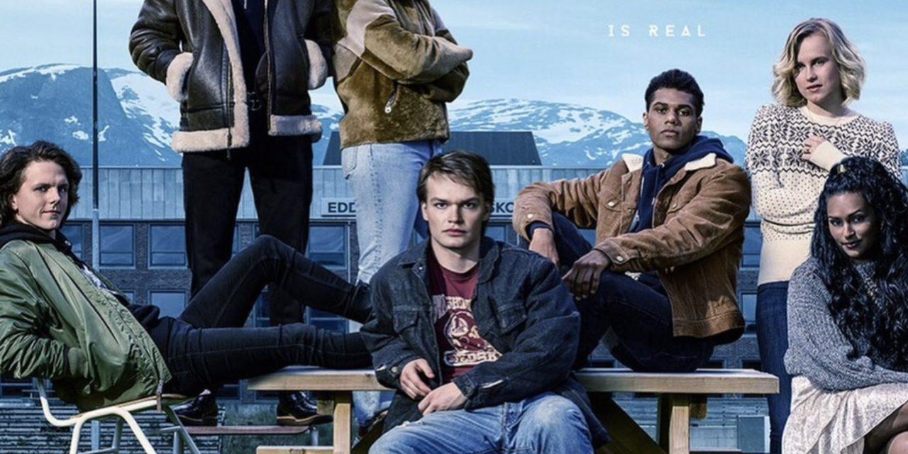 """Teenager kämpfen gegen Riesen: Die zweite Staffel """"Ragnarök"""" läuft auf Netflix"""