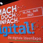 Ideenexpo 2021: Neun Stunden Programm an zwei Tagen